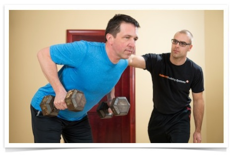 int home personal trainer springfield va