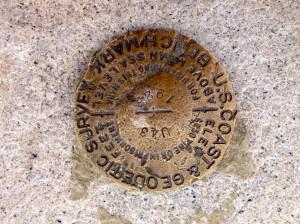 mount whitney geo marker