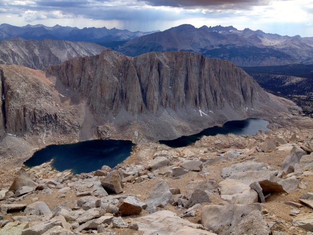 mount whitney views