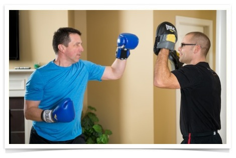 in home personal training ashburn and northern va