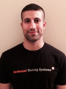certified personal trainer richard moujaes