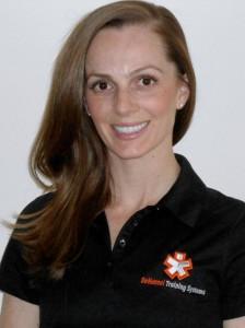 certified personal trainer Sophie DeHenzel