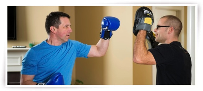personal training service boxing
