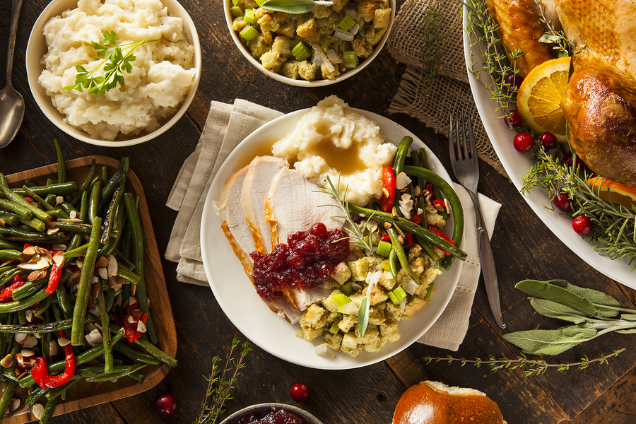 tips for a healthy thanksgiving