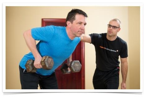 personal trainer burke va