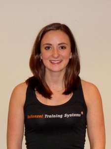 Hannah Harvey Sampson certified personal trainer