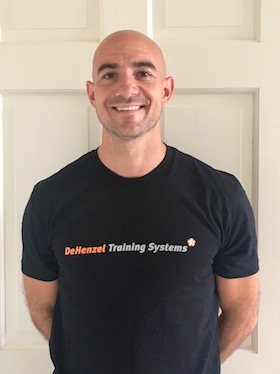 certified personal trainer patrick derocco