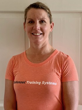 Susan Snyder certified personal trainer