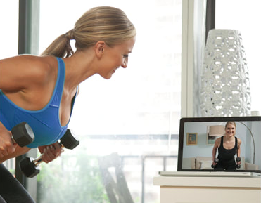 Virtual Personal Training for NoVa, Washington DC and beyond