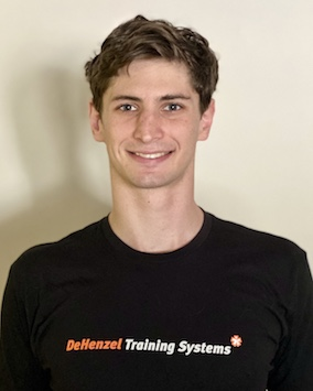 Certified Personal Trainer Michael Valceanu